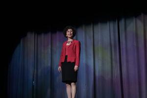 Diane Ripstein - Executive Coach - Diane on Stage